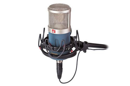 Rycote 044912 InVision Studio USM-VB, Universal Large Diaphragm Microphone Studio Mount, 55-68mm mics