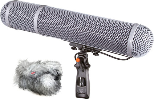 Rycote 086070 Modular Windshield 6 Kit (XLR-5), w/ Connbox 4: : Windshield and Windjammer