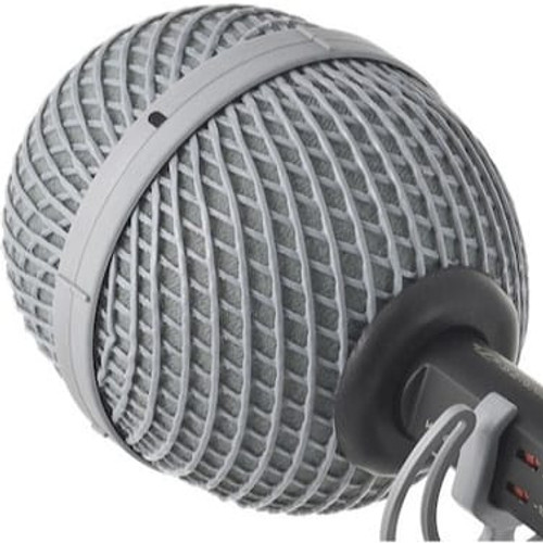 Rycote 011007 21mm BBG Windshield, 100mm diameter