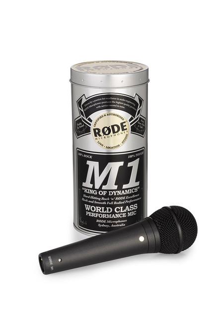 RODE M1 Dynamic Microphone Tin