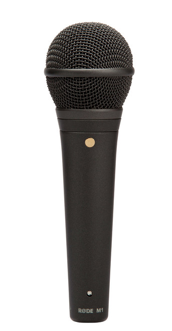 RODE M1 Dynamic Microphone Front