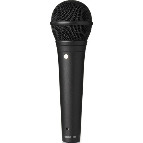 RODE M1 Dynamic Microphone Front Side