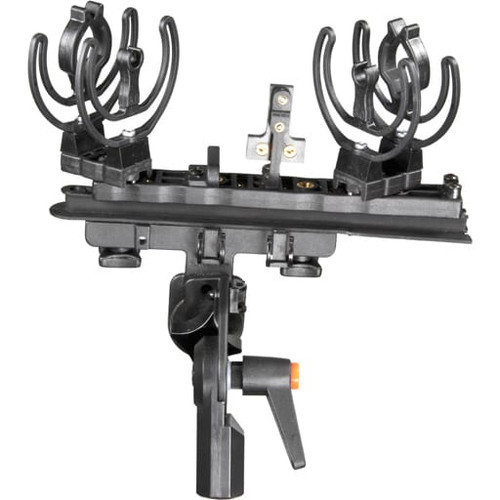 Rycote 080210 ORTF Windshield Kit (No Connbox), Includes Suspension, Windshield and Windjammer, for compact/remote-capsule microphones only