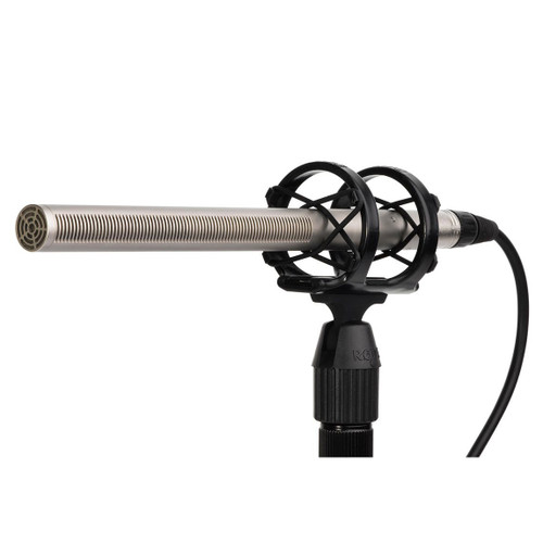 NTG-3 Shotgun Microphone mounted