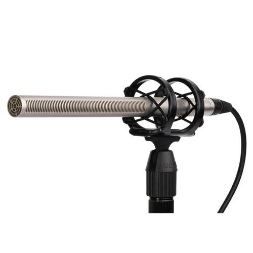 NTG-3 Shotgun Microphone mounted