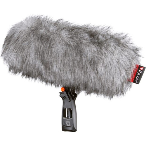 Rycote 086069 Modular Windshield 3 Kit (XLR-5), w/ Connbox 4: Windjammer