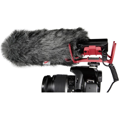 "Rycote 055459 Mini Windjammer for Rode Videomic (Original and ""Red Lyre"" version)"