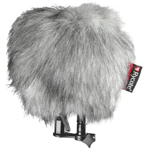 Rycote 086039 Windshield 9 LEMO Kit: Windjammer