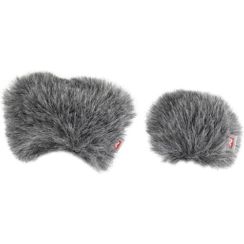 Rycote 055454 Mini Windjammer Combo Set for Zoom H6 M-S and X/Y modules, incl. (1) ea. 055429 & 055453