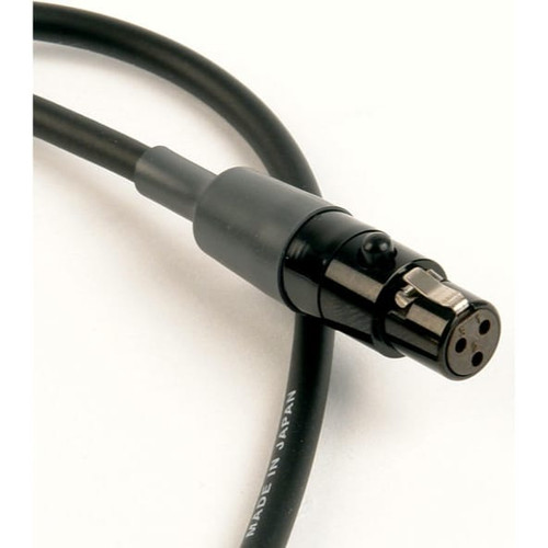 Remote Audio CASD552TCBNC Timecode adapter cable for Sound Devices 552. BNC plug to TA3F. 18 in.