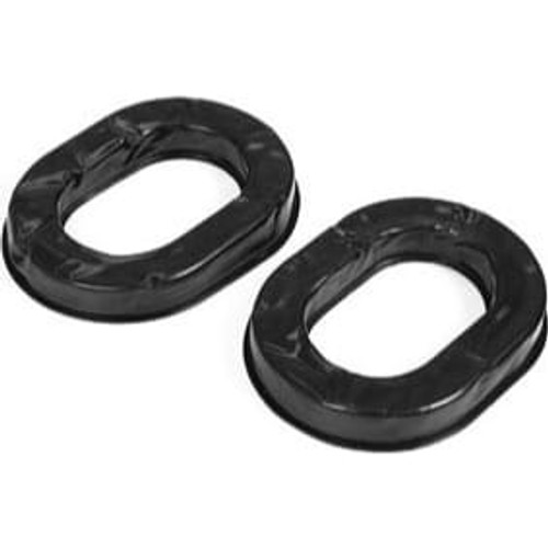 Remote Audio HN7506-PA100G Replacement gel ear pads for use with Remote Audio HN-7506. One pair.