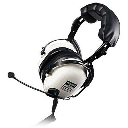 Remote Audio HN7506DBC High noise isolation headset with dynamic talkback microphone.
