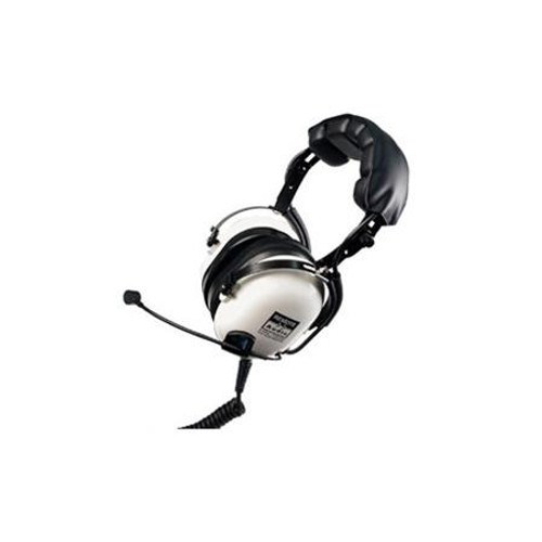 Remote Audio HN7506DBS High noise isolation headset with dynamic talkback microphone.