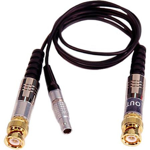 Remote Audio CATCIOBNC Timecode input/output cable. 3 ft.