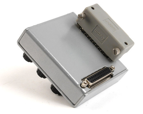 Remote Audio D6 Analog output attenuator for Deva and Fusion recorders.