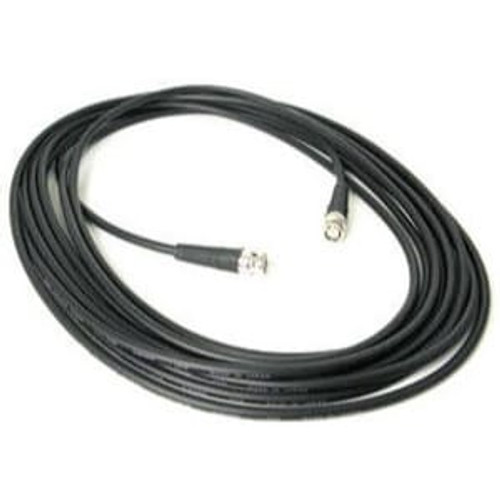 Remote Audio CABNCVID25 75 Ohm BNC Video Cable, 25 ft.