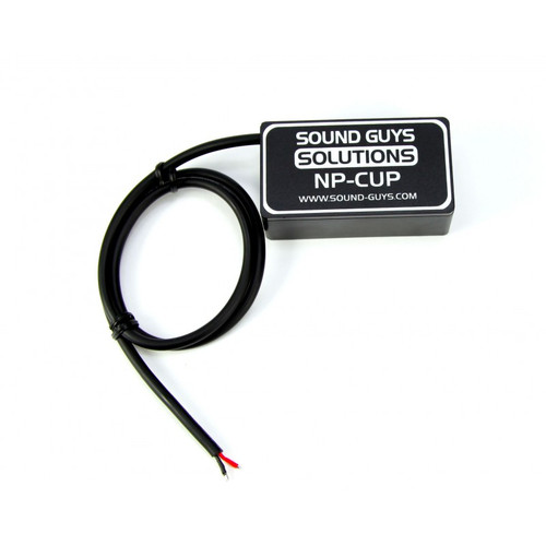 Sound Guys Solutions NPCUP-TINNED NP-1 cup pig-tailed to tinned leads 23