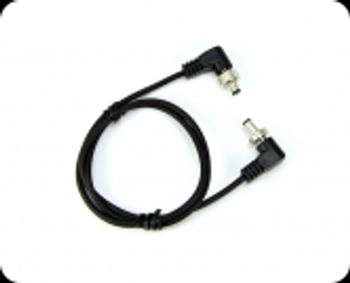 Sound Guys Solutions MD6-LEC(L) MD-6 output cable with right angle plug (both ends).