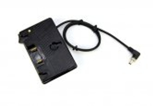 """Sound Guys Solutions MD6-ANTONBP MD-6 input cable from Anton Bauer Gold Mount Battery Plate. 26"""""""