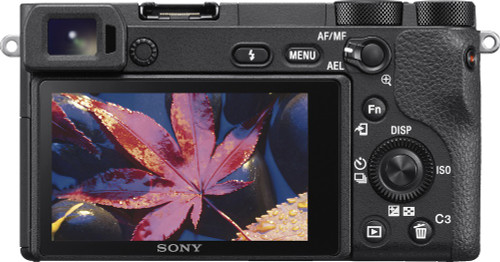 Sony Alpha 6500 Premium E-mount APS-C Mirrorless Digital Camera