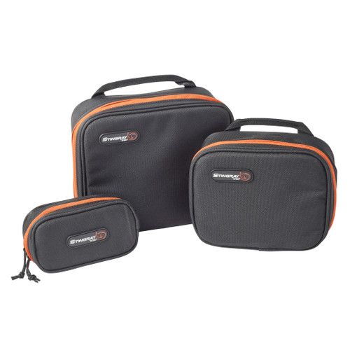 K-Tek KGBSET Gizmo Bag Set (S, M & L)