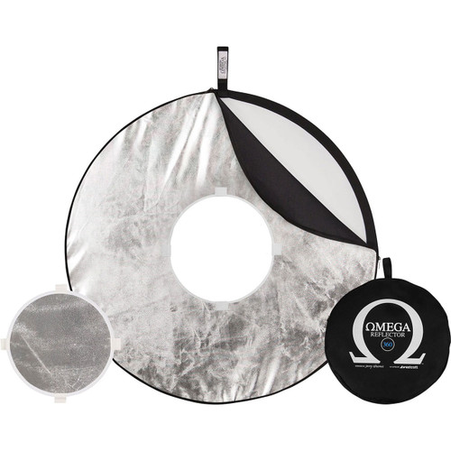 Westcott Omega Reflector 360 full kit silver