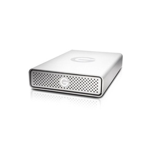 The 8TB G-DRIVE G1 USB 3.0 Hard Drive from G-Technology lets you store up to 8TB of your data and transfer it to or from your computer using USB 3.0 technology