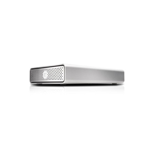 The 10TB G-DRIVE G1 USB 3.0 Hard Drive from G-Technology lets you store up to 10TB of your data.