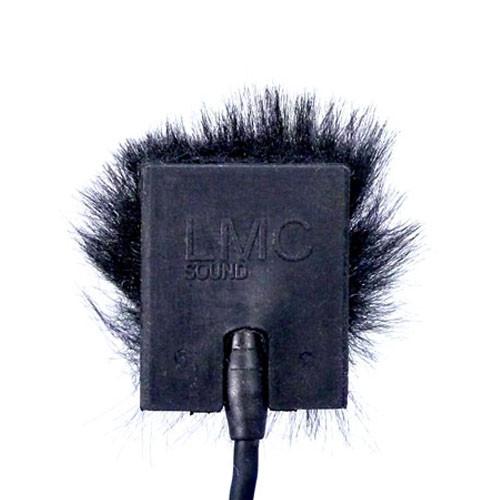LMC Sound 4SFM-BK 4S furry mount for Sanken COS 11, Black
