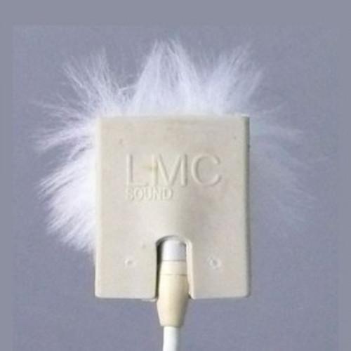 LMC Sound 4SFM-WHT 4S Furry mount for Sanken COS 11, White