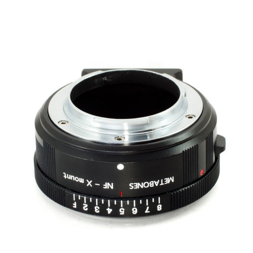 Metabones MB_NFG-X-BM1 Nikon G to E-mount adapter (Black Matt)