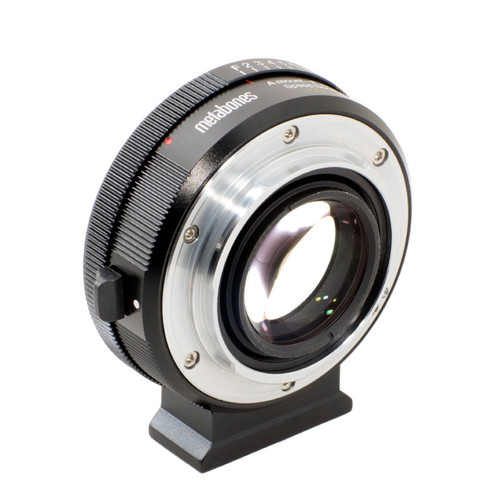 Metabones MB_SPA-E-BM2 Sony Alpha to E-mount Speed Booster ULTRA 0.71x (Black Matt)