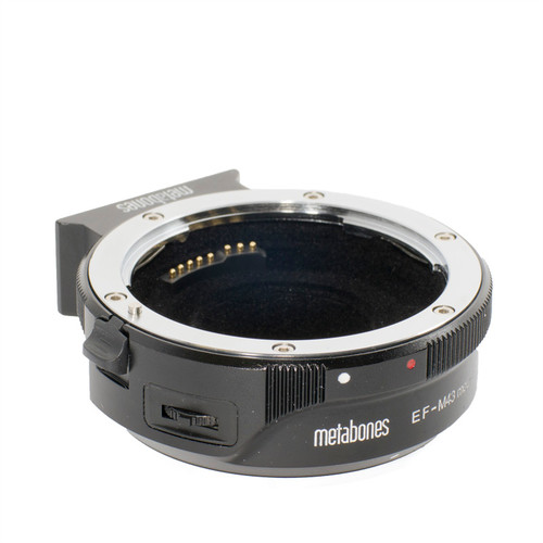 Metabones MB_EF-m43-BT2 Canon EF to Micro Four Thirds T adapter(Black Matt)