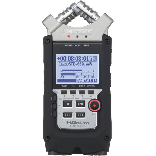 Zoom zh4npro H4n Pro Handy Recorder