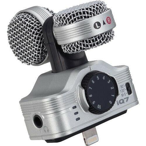 Zoom ZIQ7 iQ7 MS Stereo Microphone