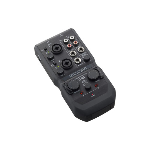 Zoom ZU24 U-24 Handy Audio Interface