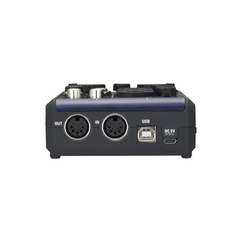 Zoom ZU44 U-44 Handy Audio Interface Input/Output/USB/Power