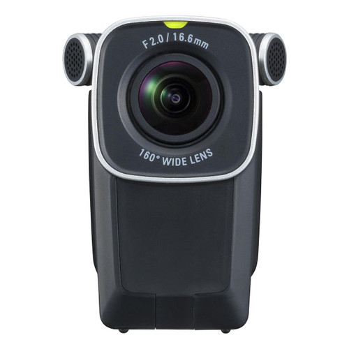 Zoom ZQ4N Q4n Handy Video Recorder Front