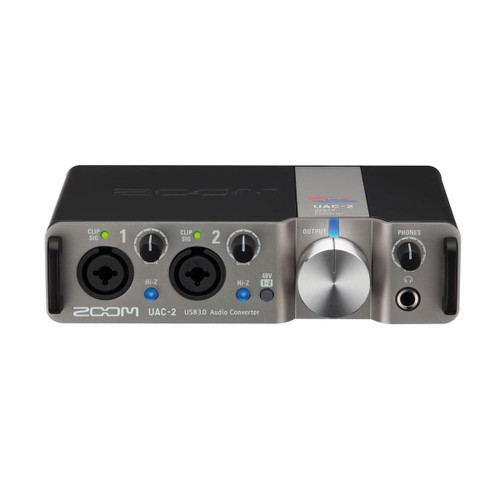 Zoom ZUAC2 USB 3.0 Audio Interface