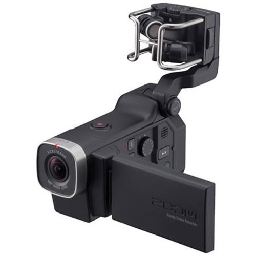 Zoom ZQ8 Q8 Handy Video Recorder Left