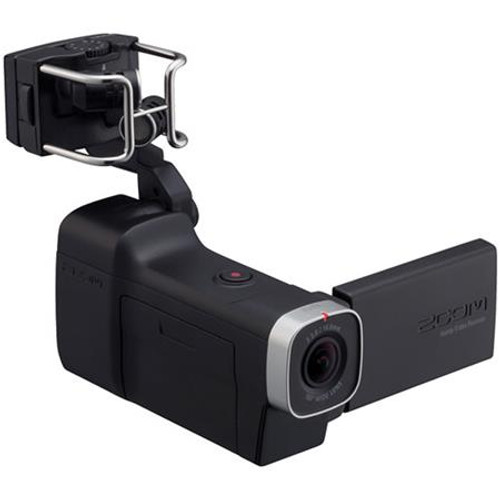 Zoom ZQ8 Q8 Handy Video Recorder Right