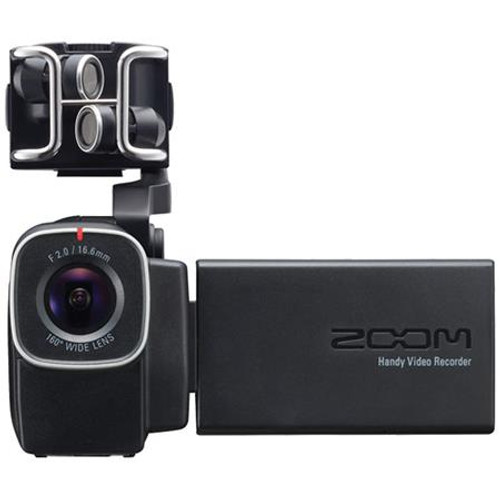 Zoom ZQ8 Q8 Handy Video Recorder Front