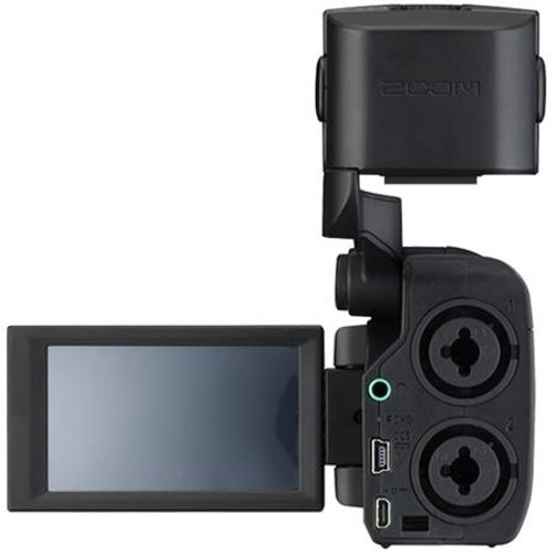 Zoom ZQ8 Q8 Handy Video Recorder LCD