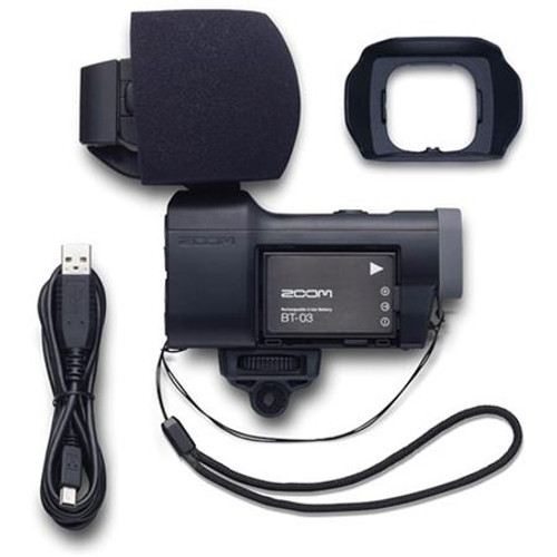 Zoom ZQ8 Q8 Handy Video Recorder Accessories