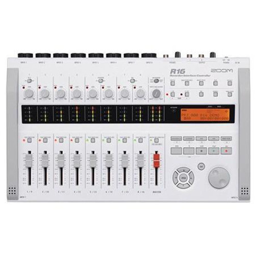 Zoom ZR16 Recorder/Interface/Controller