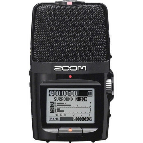 Zoom ZH2N H2n Handy Recorder