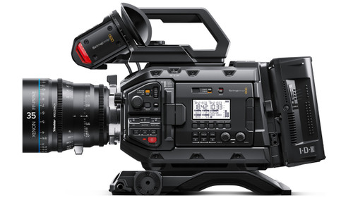 Blackmagic Design URSA Mini Pro PL Mount