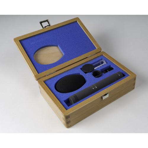 Schoeps Colette CMC 6U Microphone Amplifier & MK 4 Cardioid Capsule (Matte Gray)