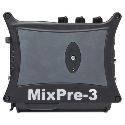 Sound Devices MixPre-3 Top