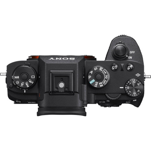 Sony Alpha a9 Top View